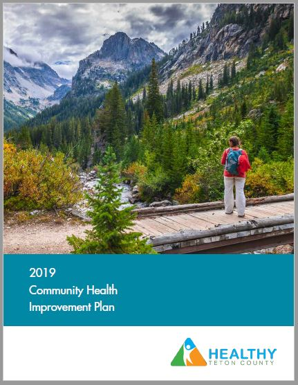 Community Health Improvement Plan 2019 cover Opens in new window