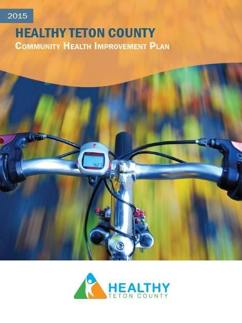 2015 Community Health Improvement Plan Report Cover